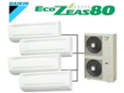 画像1: ダイキン ECOZEAS80 壁掛形 280型(10馬力) ダブルツイン同時マルチ