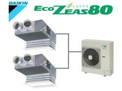 画像1: ダイキン 天井埋込カセット形 ビルトインHiタイプ (3相200V) ツイン同時マルチ
