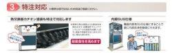 画像4: 東芝 設備用・工場用・産業用エアコン 特殊用途スーパーパワーエコ 内部洗浄可能仕様 【RDA-AP5604HQ】